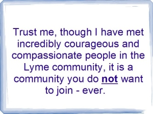 lyme quote