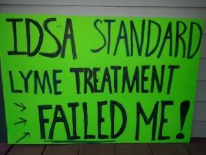 IDSA treatment failed