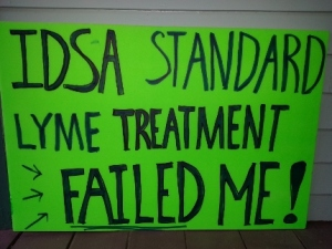 IDSA treatment failed