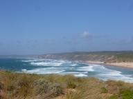 Surf beach in carrapateira