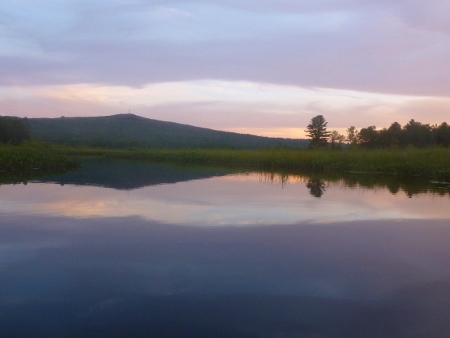 Prospect Mt. reflection