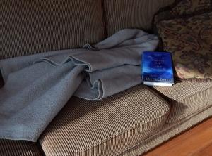 comfy reading spot