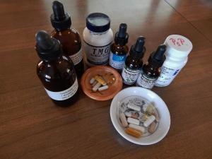 current Lyme meds & immune support
