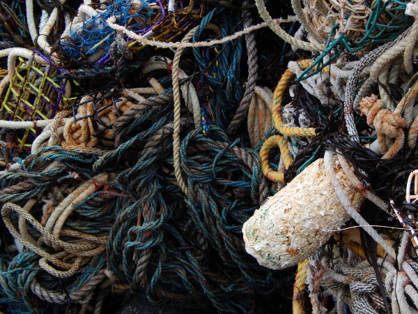 rope mosaic